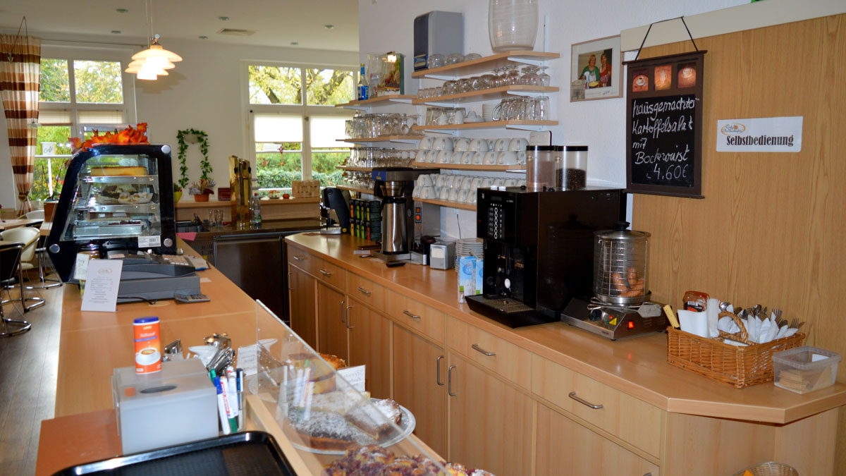 Rundgang - Cafe am Lindenplatz Thresen